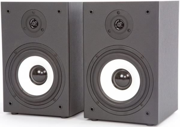 Madboy® BONEHEAD-206 активная полочная акустика для помещения 20м2