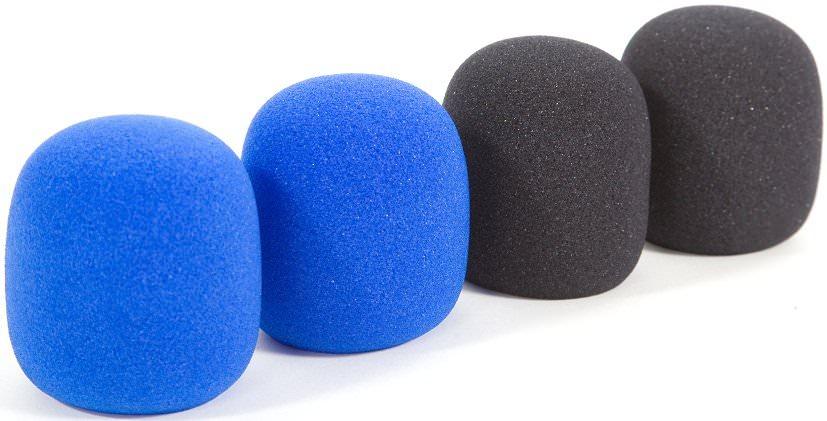 Ветрозащита для микрофонов MADBOY SOFTHEAD