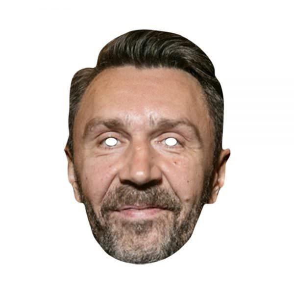Маска Сергея Шнурова
