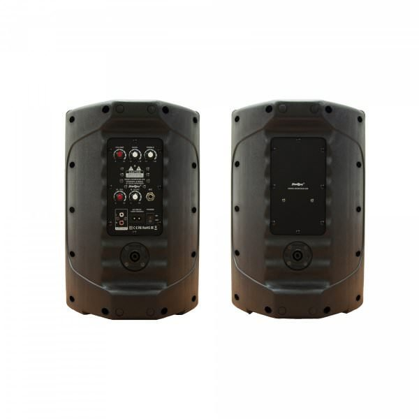 Madboy BONEHEAD 208 активная акустическая система 150W, комплект 2 шт для помещения 60м2