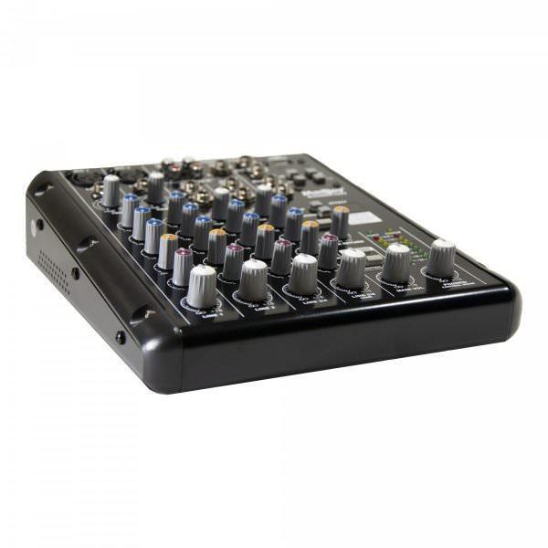 Madboy BLENDER-422U микшер для караоке + USB плеер
