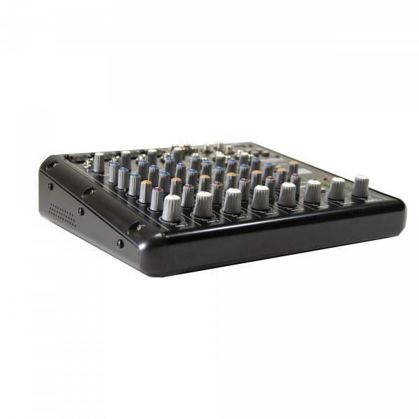Madboy BLENDER-642U микшер + USB плеер