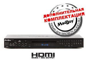 Караоке плеер Madboy MFP-1500 универсальный
