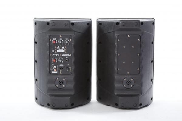 Madboy® BONEHEAD 208: активная акустическая система (комплект 2 шт для помещения 60м2, 150W)