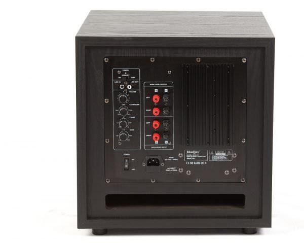 Madboy BOSS-12 активный сабвуфер для помещения 60-80м2, 150W
