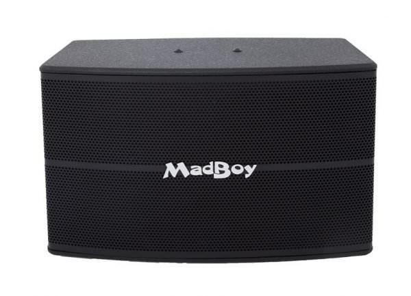 Пассивная акустическая система Madboy® SCREAMER-410B — комплект 2 шт помещения 80-100м2, 150W