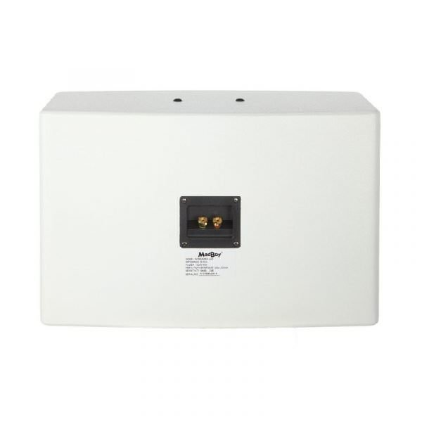 Madboy® SCREAMER-410W пассивная акустическая система 150W, комплект 2 шт для помещения 80-100м2