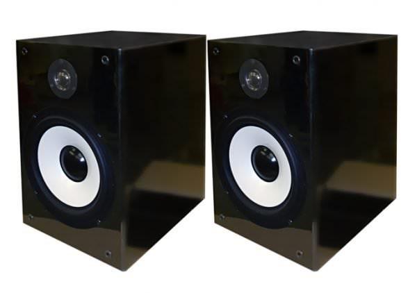 Караоке комплект Глянец Evobox для помещения 30м2 + 5 масок знаменитостей