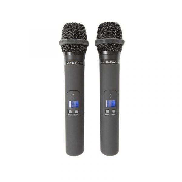 Madboy® U-TUBE 20P беспроводные вокальные микрофоны