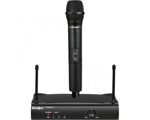 Беспроводной микрофон Madboy® U-TUBE 10