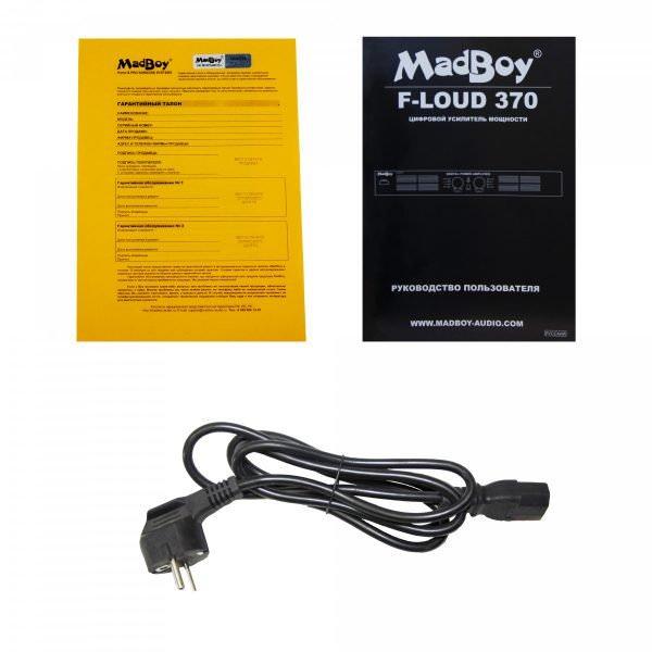Madboy F-LOUD 370 усилитель