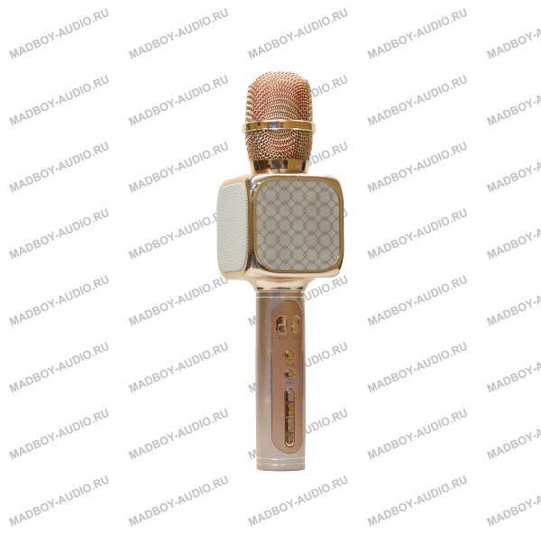 Беспроводной микрофон YS-69 с функцией караоке