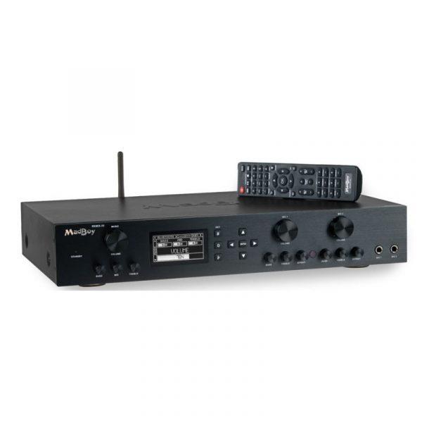 MadBoy REMIX-35 караоке cистема для онлайн караоке с Bluetooth и пультом дистанционного управления