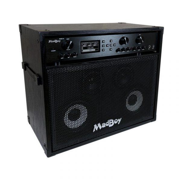 MadBoy MINI MANIAC RACK-35 с встроенной акустической системой 50W для помещения 20м2