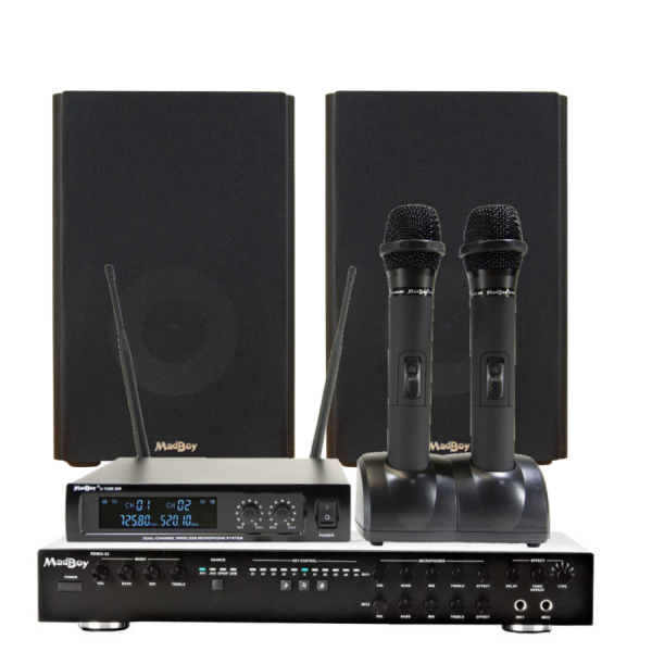 ВОКАЛЬНЫЙ комплект звукового оборудования для школы, детского сада
